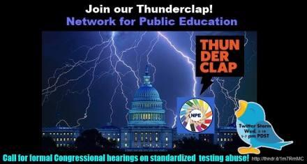 NPE.thunderclap