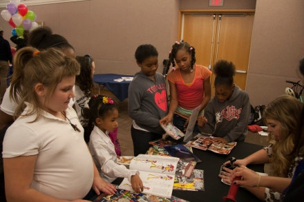 The Carnegie Library of Pittsburgh provided children's activities