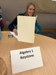 Parents found the Algebra 1 Keystone way too difficult!